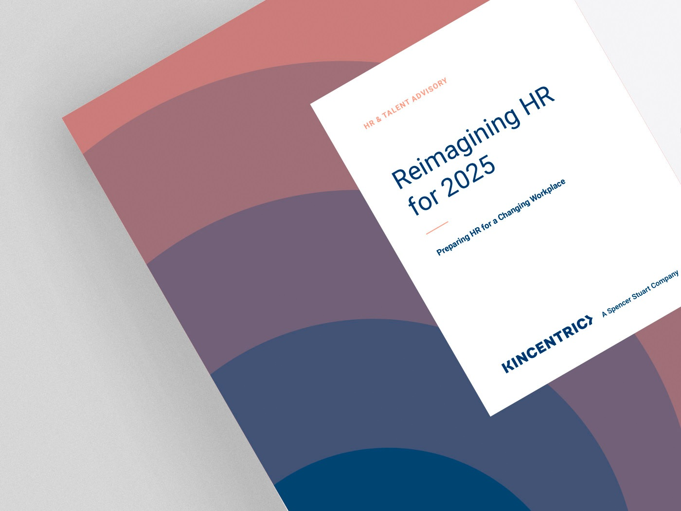 Reimagining HR for 2025